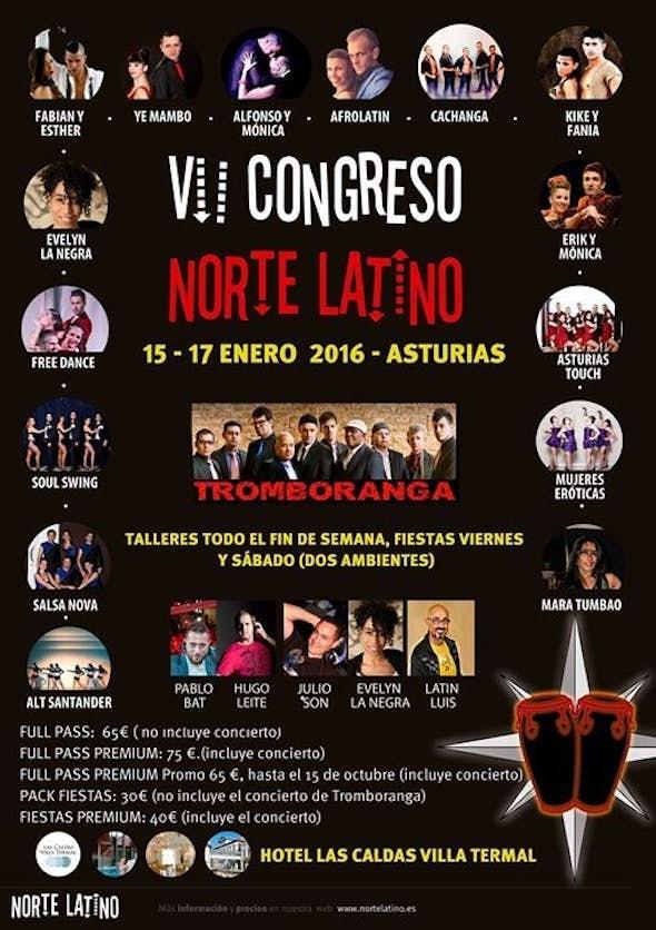 Congreso Norte Latino 2016 (VII Edición)