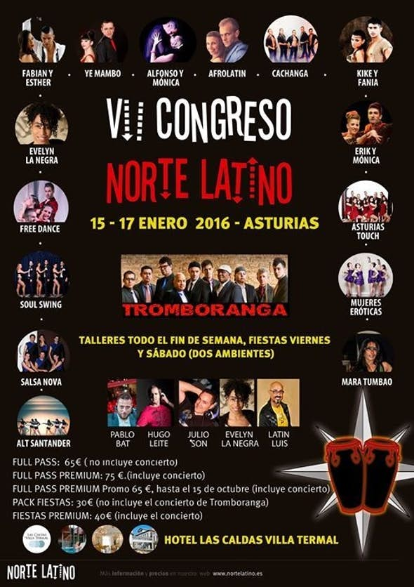 Congreso Norte Latino 2016 (VII Edition)