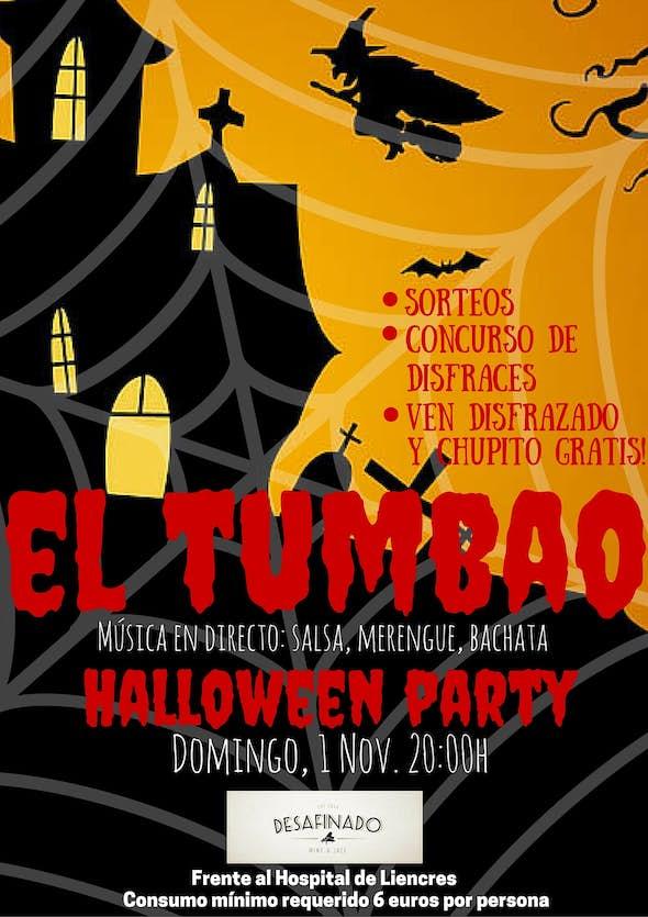 El Tumbao Halloween Party