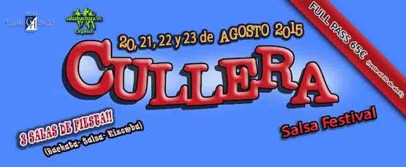 Cullera Salsa Festival 2015 (5ª Edición)