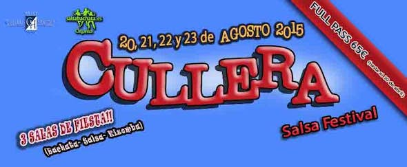 Cullera Salsa Festival 2015 (5th Edition)