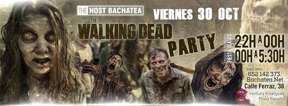 BACHATEA THE WALKING DEAD