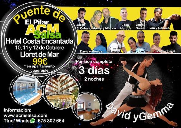 El Pilar ACMsalsa 2015