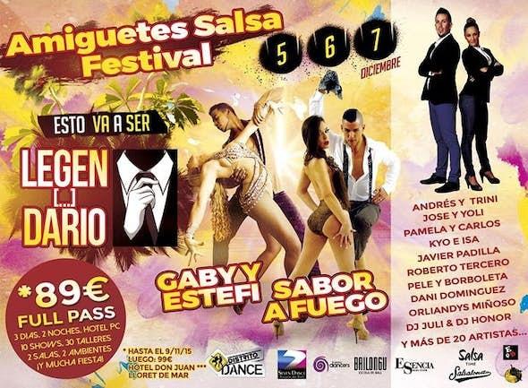 Amiguetes Salsa Festival 2015