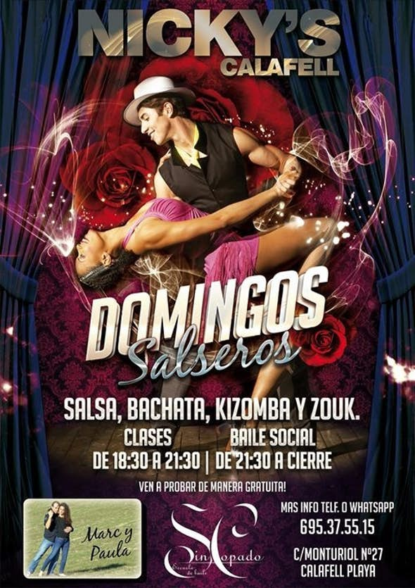Domingos SALSEROS en NICKY'S