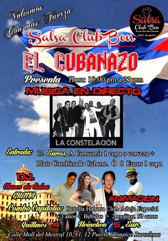 THE CUBANAZO