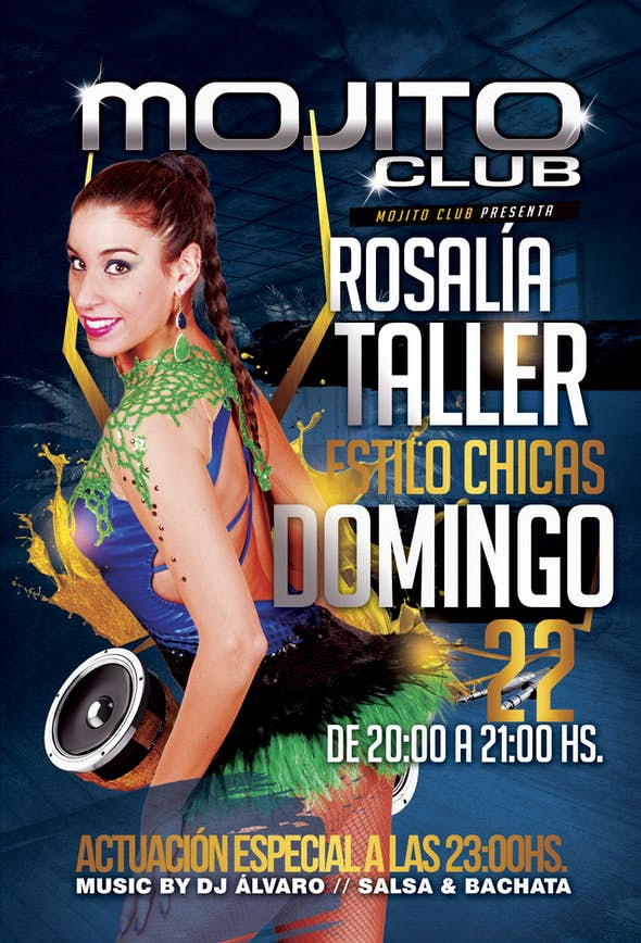Workshop + Show of Rosalia