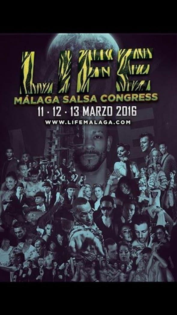 LIFE MALAGA SALSA CONGRESS 2016