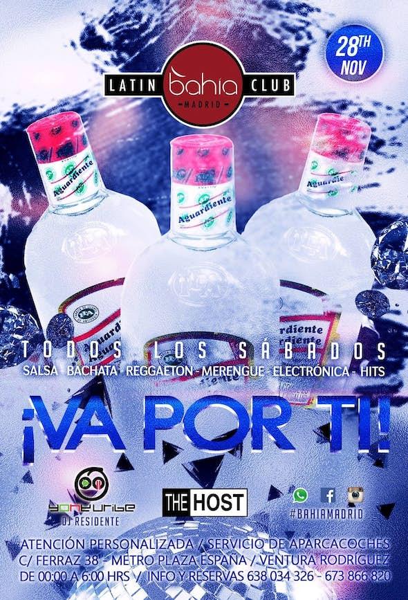 Bahia Madrid #VaPorTi