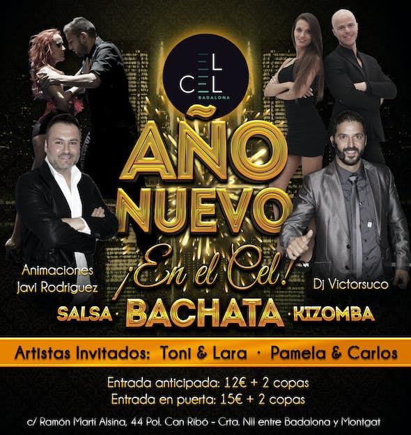 ¡New Year's Eve in El Cel!