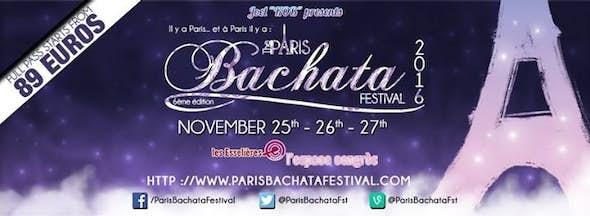Paris Bachata Festival 2016 (6th Edition)