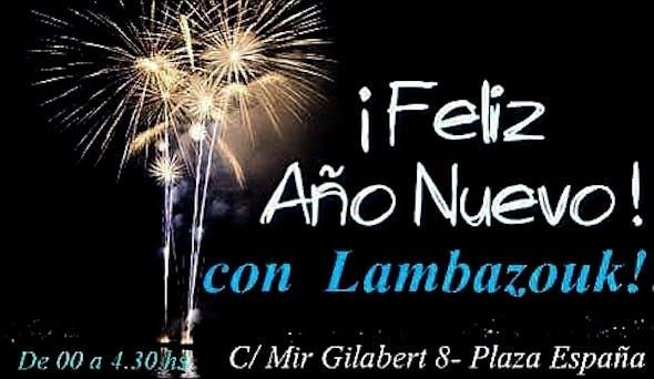 New Year's Eve Party Lambazouk