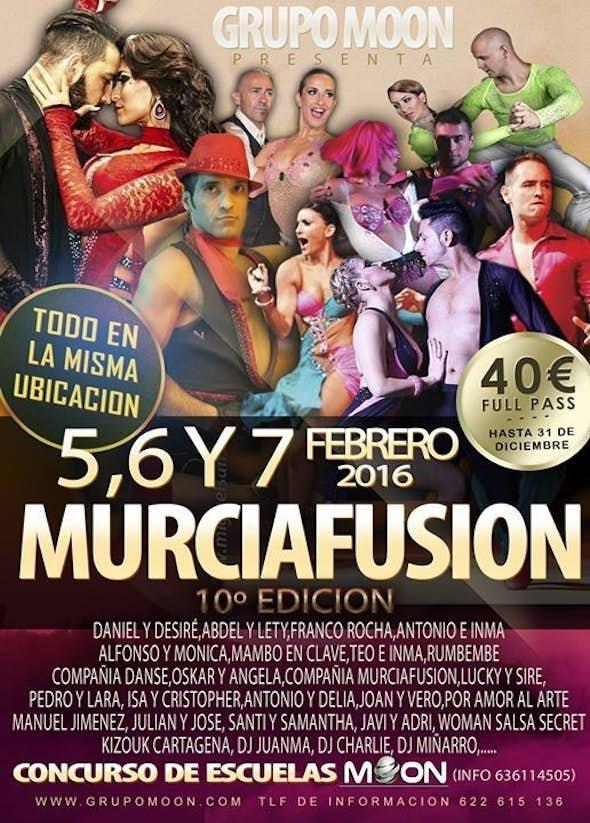 Murcia Fusión Congress 2016 (10th Edition)