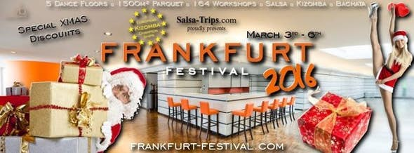 Frankfurt Festival 2016
