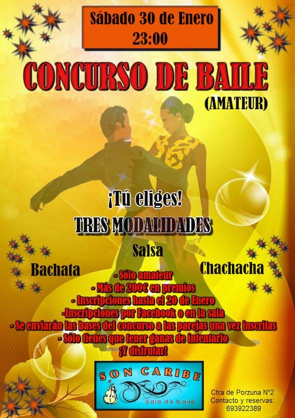 AMATEUR DANCE COMPETITION