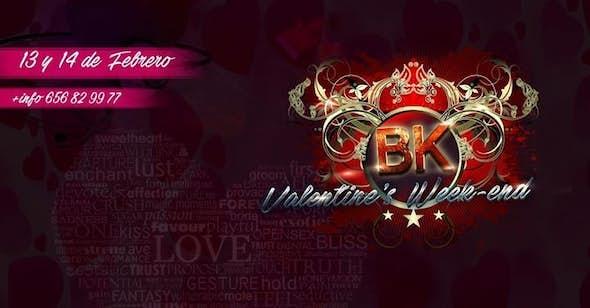 BK San Valentín