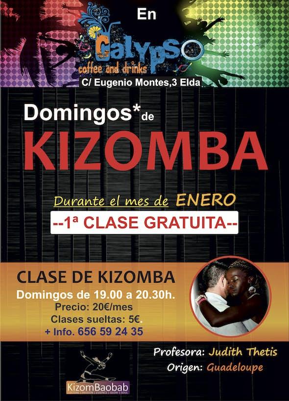 Clases de Kizomba - Abierto| ELDA
