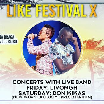 Like Festival - Lisbon's International Kizomba Energy Festival