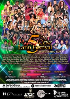 Madrid Sur Latin Festival