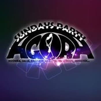 Sundays AGORA PARTY