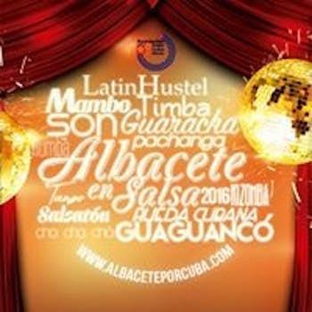 Albacete en Salsa - Encuentro Internacional de Salsa y Ritmos Latinos