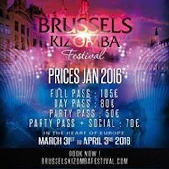 Brussels Kizomba Festival