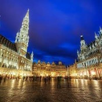 Brussels Sensual Dance Festival
