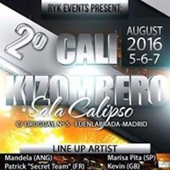 Cali Kizombero Festival
