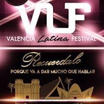 Valencia Latina Festival