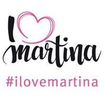 I love Martina