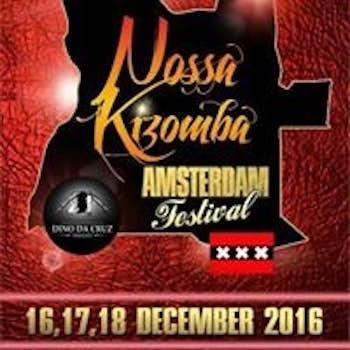 Nossa Kizomba Amsterdam festival