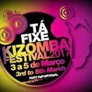 """""""Tá Fixe"""" - Kizomba Festival"""