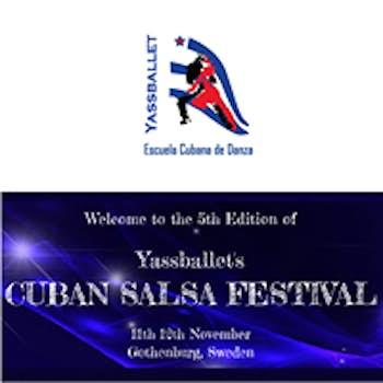 Yassballet's CUBAN SALSA FESTIVAL