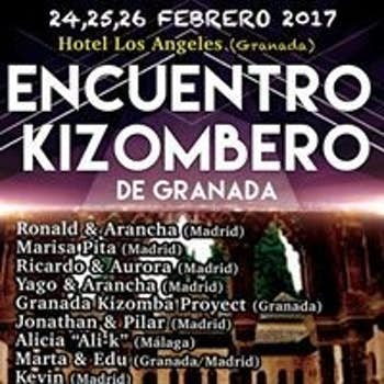 Encuentro Kizombero de Granada