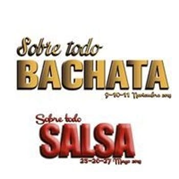 Sobre todo Bachata y Salsa