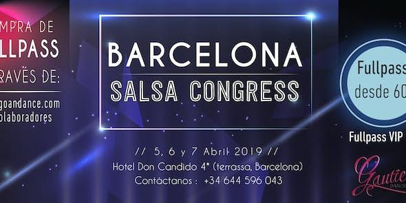 Barcelona Salsa Congress 2019