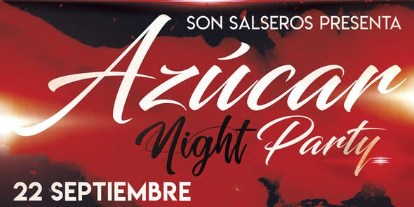 Azucar Night Party