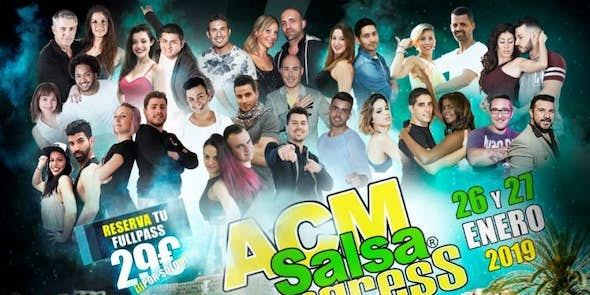 ACM Salsa Congress - January 2019