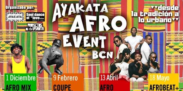 AYAKATA AFRO EVENT BCN