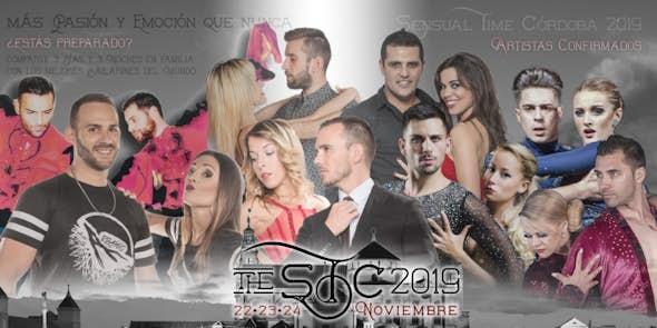 Sensual Time Córdoba 2019 (3ª Edición)