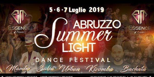 Abruzzo Summer Light 2019 & Essence Of Mambo (5ª Edition)