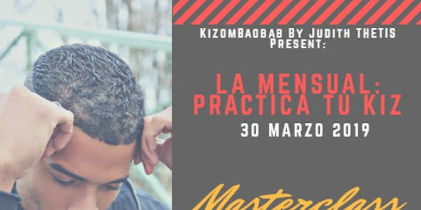 MASTERCLASS • KIZOMBA • with KEV BREEZY & JUST IN • from FRANCE - 30 MARCH 2019