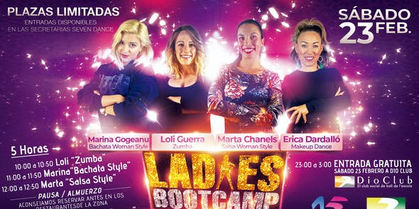 Woman Boot Camp 2019