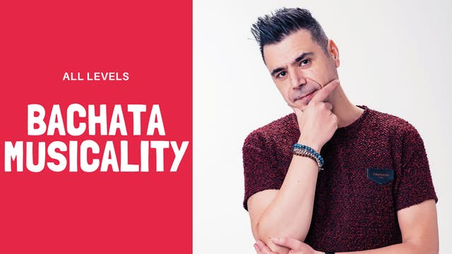 Bachata Musicality (All Levels)