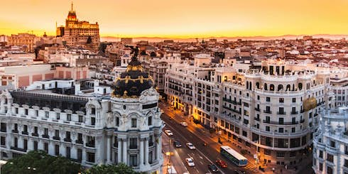 dance clases in Madrid