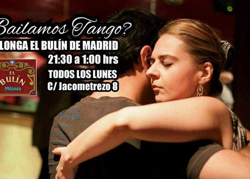 Madrid Tango - Milonga El Bulín