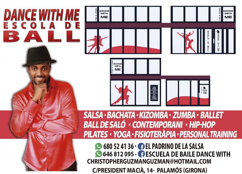 Escuela de Baile Dance With Me