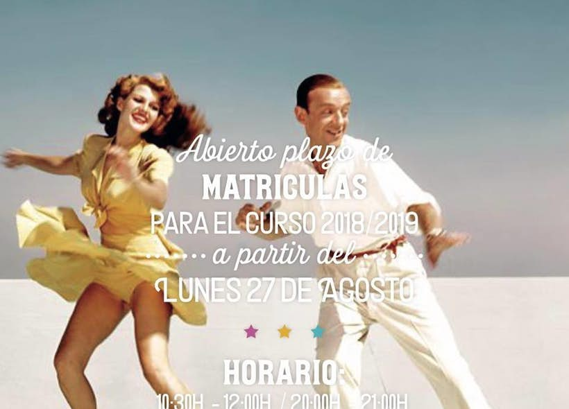 Hector Caro Estudio de Danza