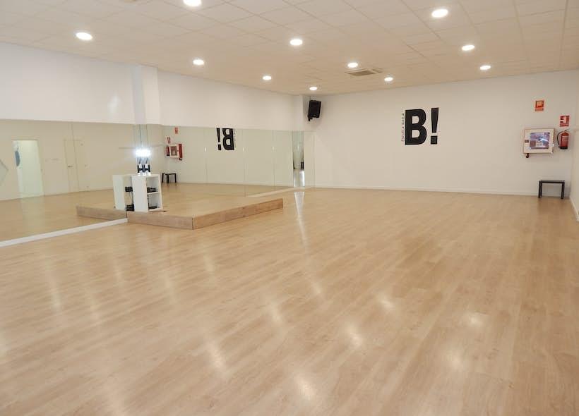 Escuela ¡Baila! con Pura Pasión