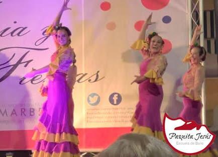 Escuela de Baile Paquita Jesús